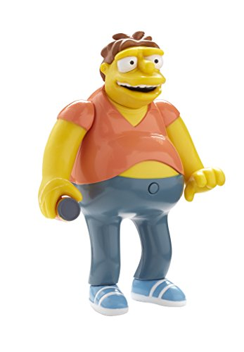 I Simpson Talking Barney Gumble Figura (English Version)