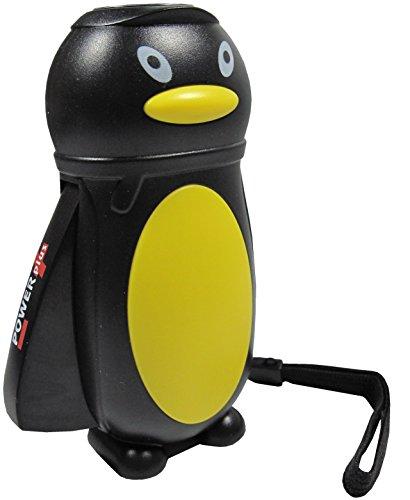 Squeeze-dynamo (LED Taschenlampe Pinguin mit Dynamo-/Kurbelfunktion)