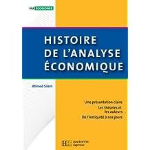 Histoire de l'analyse économique (HU Économie)