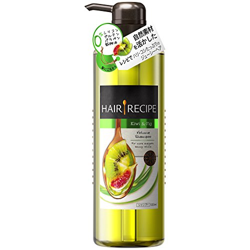 Japan Health and Beauty - Hair shampoo recipes kiwi Empower volume recipe body pump 530ml *AF27*