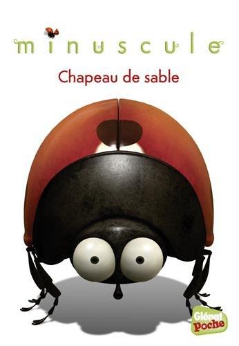 Book's Cover of Glenat Poche  Minuscule T06  Chapeau de sable