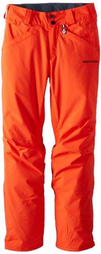 Volcom Kinder Snowboard Hose Lumber Ins Pants Boys (Hose Volcom Snowboard Orange)