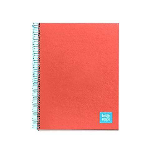 miquelrius-2731-notebook-1-colour-a4-squared-80-sheets-80-grams-orange