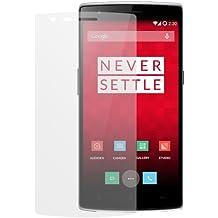 dipos OnePlus One Schutzfolie (2 Stück) - Antireflex Premium Folie matt