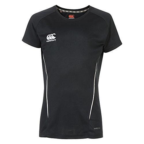 Canterbury Team Dry - T-shirt sport - Femme Bleu marine/Blanc