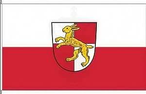 Königsbanner Hissflagge Haßfurt - 100 x 150cm - Flagge und Fahne