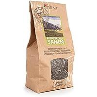 Mituso - Graines de chia, sachet de 1000g - vegan et sans gluten, source d'oméga-3 et d'oméga-6