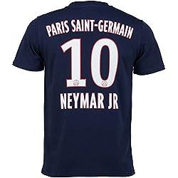 T-shirt PSG - NEYMAR Jr - Collection officielle PARIS SAINT GERMAIN - Taille enfant garçon 12 ans