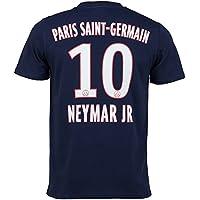 PSG T-Shirt Neymar Jr - Collection Officielle Paris Saint Germain - Taille Enfant garçon