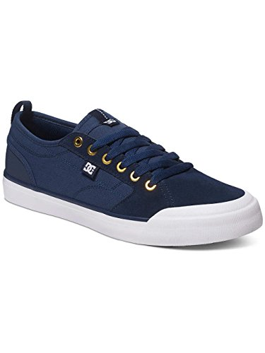 DC Shoes Evan Smith S - Chaussures pour homme ADYS300203 navy/dk chocolate