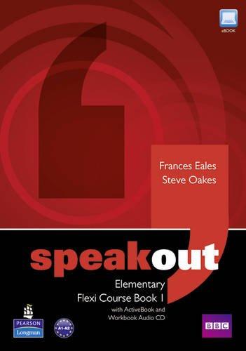 Speakout. Elementary flexi. Student's book. Con espansione online. Per le Scuole superiori: 1