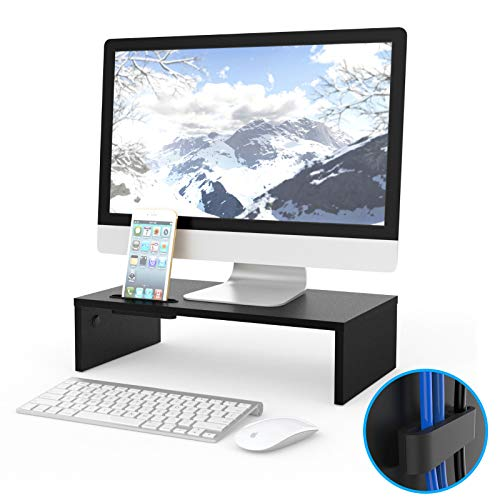 1home Wood Monitor Stand TV PC L...
