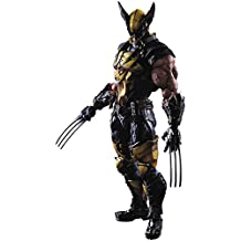 Marvel Wolverine Variant Play Arts Kai 10 inch Action Figurine