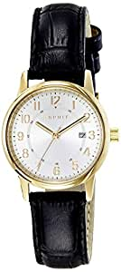 Esprit ES Gentle Ultimate Slim Analog White Dial Women's Watch - ES100S62019