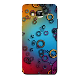 COLORFUL RINGS BACK COVER FOR SAMSUNG GRAND PRIME