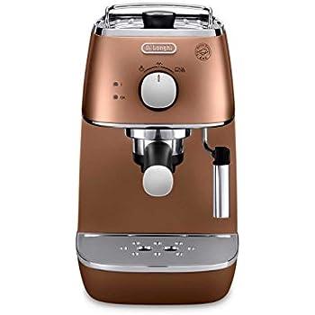 De'Longhi Espresso Siebträgermaschine De'Longhi ECI 341.CP DISTINTA Vergleich
