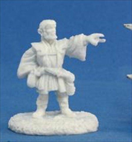 Balto Burrowell, Gnome Wizard (1) Miniature by Reaper