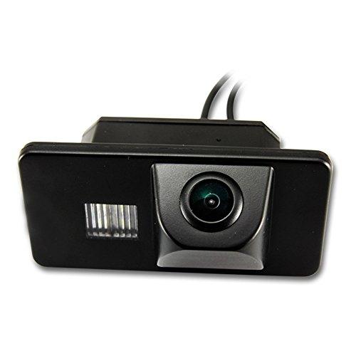 Rückfahrkamera, integriert in der Kennzeichenbeleuchtung für E39 E81 E87 E90 E91 E92 E60 E61 E62 E63 E64 X5 X6