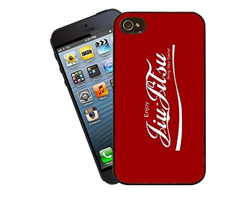 Martial Arts-Jiu Jitsu Telefon Fall Design für iPhone 4/4S-Cover von Eclipse Geschenk Ideen (Karate-iphone Fall)
