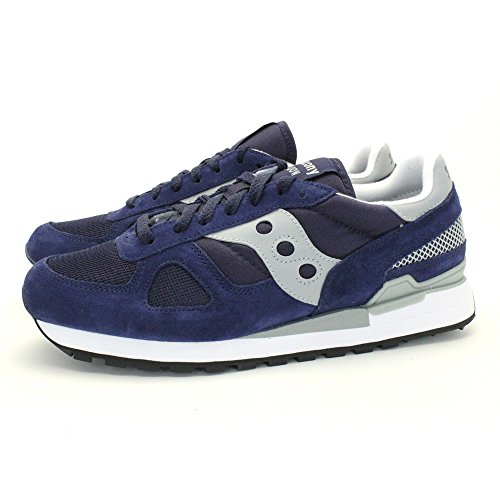Saucony Shadow Original, Chaussures de Running Compétition Mixte Adulte Bleu