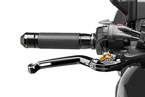 Puig 5442N1137 5442N1137 Brems-Kupplungshebel Suzuki DL 650 V-Strom (WVB1) 2006-2011 Set Set