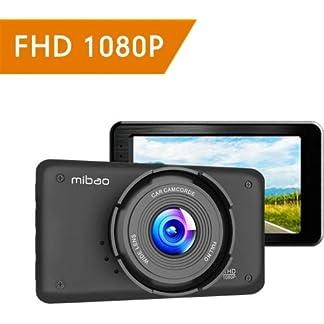 Dashcam-Auto-Dash-Camera-Auto-Kamera-Dash-Cam-Autokamera-Mibao-Full-HD-1080P-mit-170-Weitwinkelobjektiv-3-Zoll-LCD-G-Sense-WDR-6G-Lens-Loop-Aufnahme-Bewegungserkennung-Parkmonitor