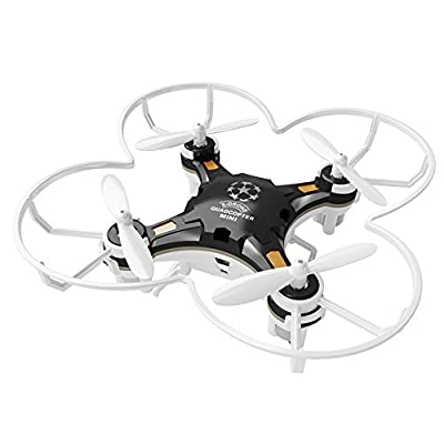 2.4G 4CH 6-Axis Gyro RTF Remote Control Pocket Quadcopter Aircraft Toy