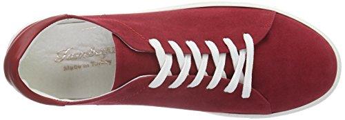 Tamboga Herren 463 Sneakers Rot (Red 02)