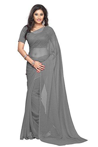 Navyata - Robe - Femme blanc blanc taille unique Gris