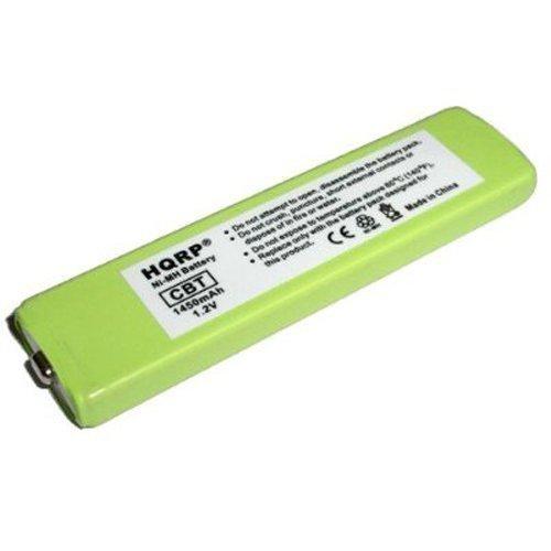 HQRP Batteria sostitutiva per lettore CD / MD / MP3 portatile Sony Walkman ATRAC D-NE9 / D-NE900 / D-NE900LS