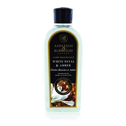 Lamp Fragrance 500ml - White Petal & Amber