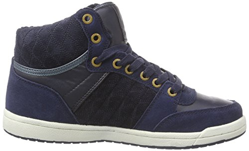 Le Coq Sportif Kimmy Mid Sr., Baskets hautes femme Bleu - Bleu (Dress Blues)