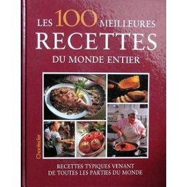 Les 100 meilleures recettes du monde entier