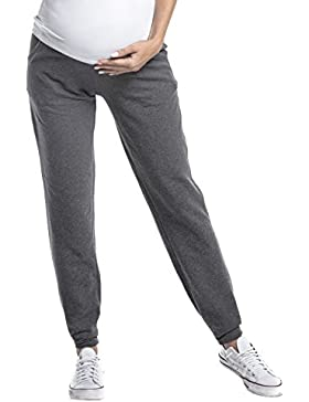 Zeta Ville -Damen pantalone prémaman. DISPONIBILE IN 2 LUNGHEZZE DI GAMBA - 637c