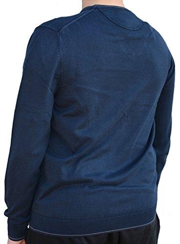 Timberland Long Point Crew Neck Tim Dress Blue M