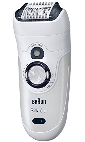 Braun Silk-epil 7 Epilierer 531, mit Bikini Trimmer