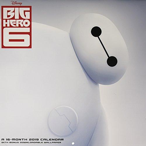 Big Hero 6 Wall Calendar (2019) (Big Hero 6-comic)