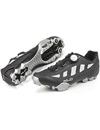 XLC adultos por montaña Shoes CB M08, color Gris - negro / gris, tamaño 42