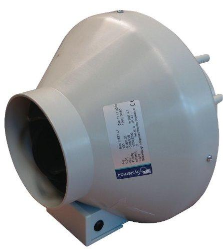 RVK 08-355-012 Sileo 125E2-L Lüfter, 323m³/hr (Belüftung Lüfter Motor)