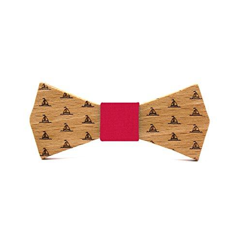 Territorial Pajarita de madera Sailor Boat para niño. Colección de moda  infantil  Confeccionada en 7a1814ad707