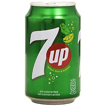 7 Up Bebida refrescante de...