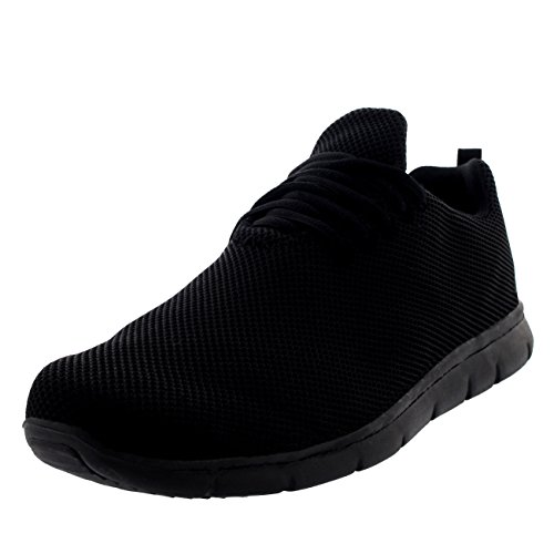 Mens Get Fit Running Mesh Sports Low Top Fitness Gym Walking Trainers...