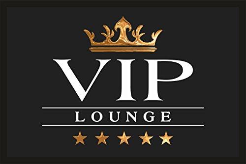 RAHMENLOS VIP Lounge Fußmatte