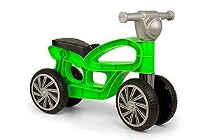 Chicos - Correpasillos Mini Custom Verde (Fábrica de Juguetes 36048)