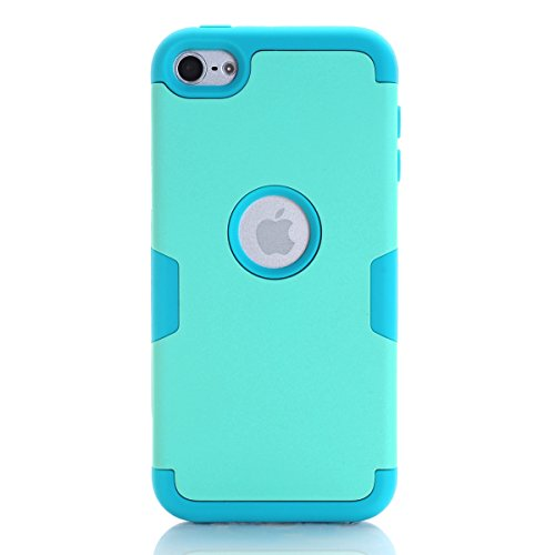 iPod Touch 6 Case Portable Cell Phone Protector, Ultra Thin Cover with Anti-Skid Back, Skins Scratch-Resistant & Drop-Resistant for iPod Touch 6