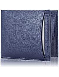 Elegant Touch Men's Leather Wallet