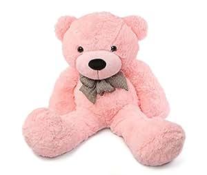 pl schtier teddyb r weich 100 cm rosa baby. Black Bedroom Furniture Sets. Home Design Ideas