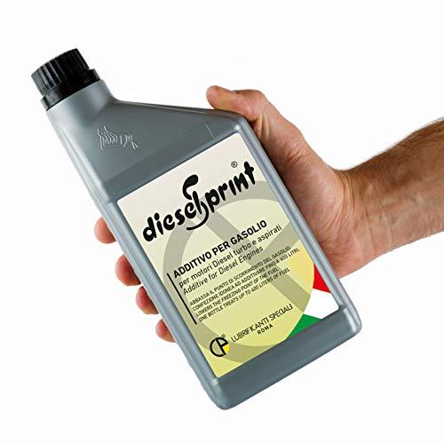Zoom IMG-1 1 litro dieselsprint 125 ml