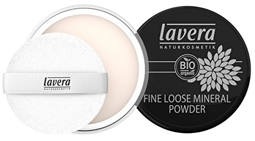 Lavera Polvo mineral -Transparente- vegano - cosméticos