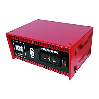 Absaar 0635606 Batterieladegerät 6 AH 12V